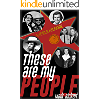 These Are My People: The Merle Kilgore Story book cover