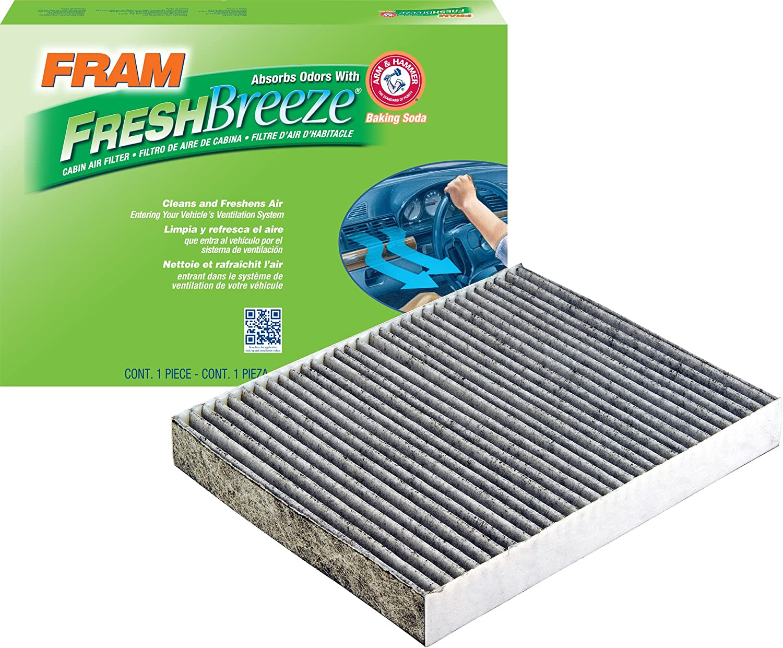 ECOGARD XC35861 Premium Cabin Air Filter Fits Hyundai Veracruz ...
