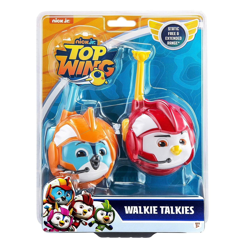 Top Wing Walkie Talkies for Kids Static Free Extended Range Kid Friendly Easy to Use 2 Way Walkie Talkies