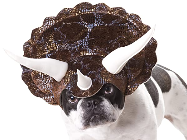 Triceratops Dog Halloween Costumes