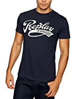 Replay M3145 Printed Men's T-Shirt