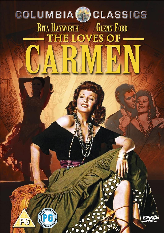 The_Loves_of_Carmen [Reino Unido] [DVD]: Amazon.es: Rita ...