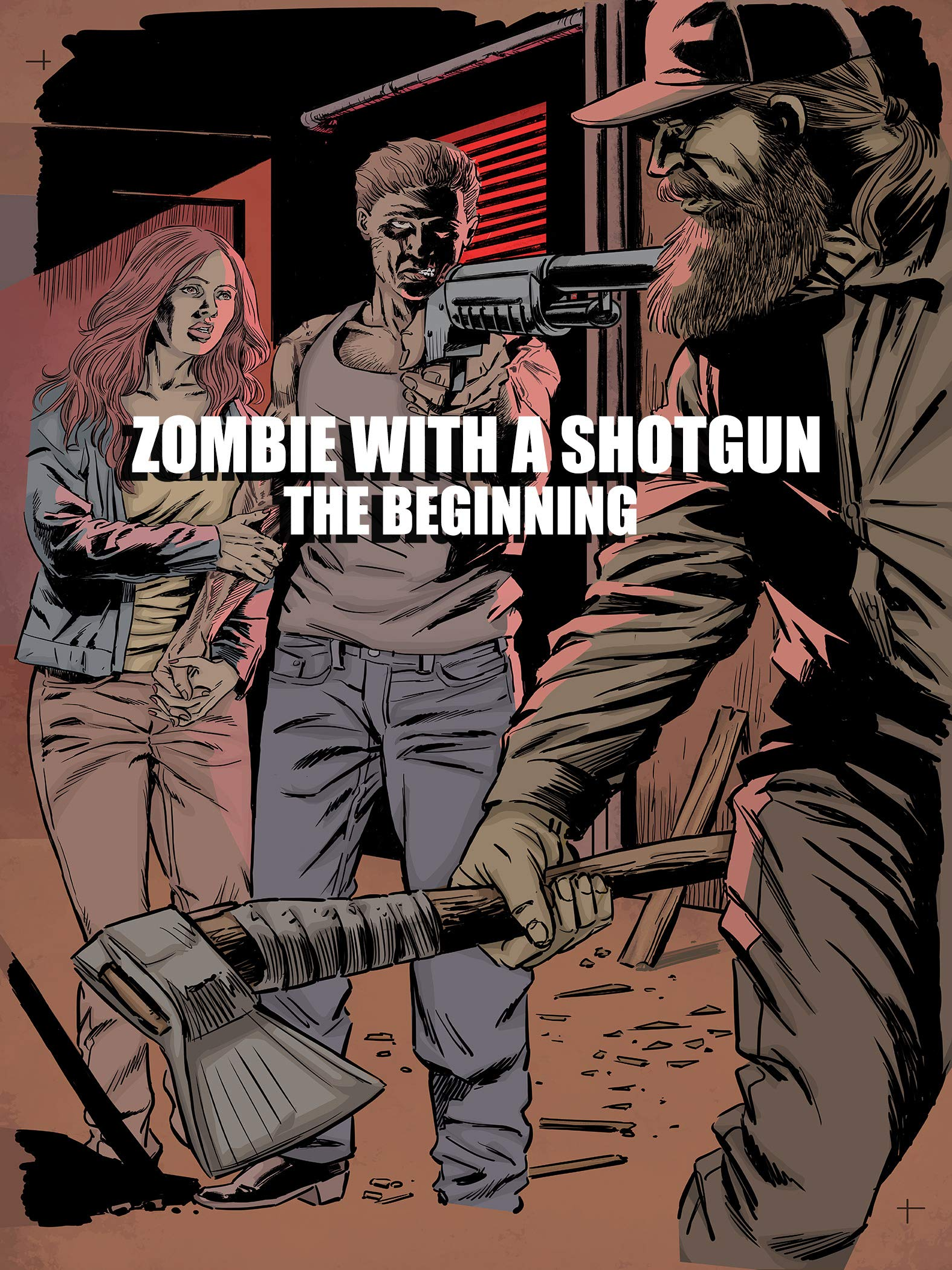 Zombie With a Shotgun: The Beginning