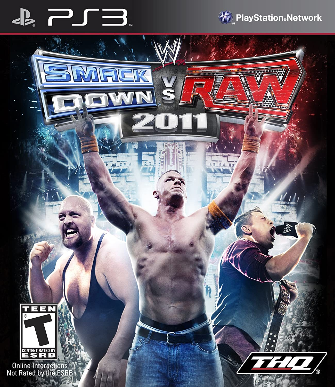 WWE: Smackdown vs. RAW 2011 (SEMINUEVO)