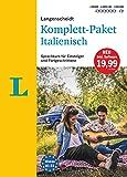 Langenscheidt Komplett-Paket Italienisch - Sprachkurs mit 2 Büchern, 6 Audio-CDs, 1 DVD-ROM, MP3-Download: Sprachkurs für Einsteiger und Fortgeschrittene