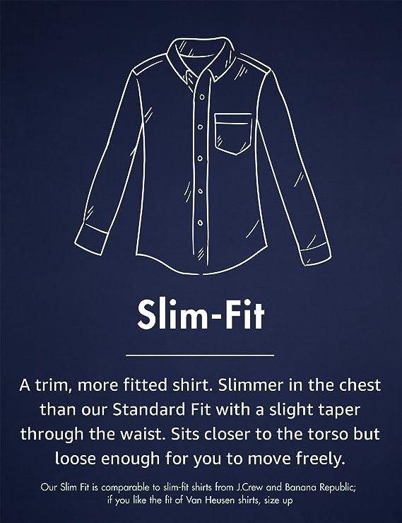 Marca Goodthreads Slim-Fit Long-Sleeve Corduroy