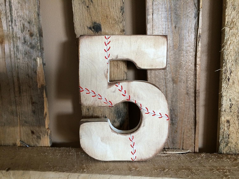 Vintage Baseball Letter
