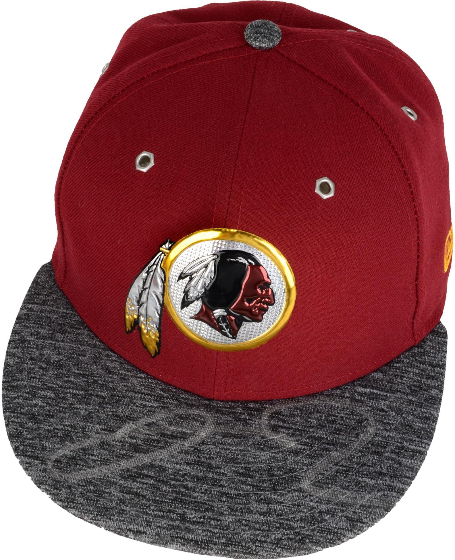 Josh Doctson Washington Redskins Autographed New Era 2016 Draft Day Cap Fanatics Authentic Certified