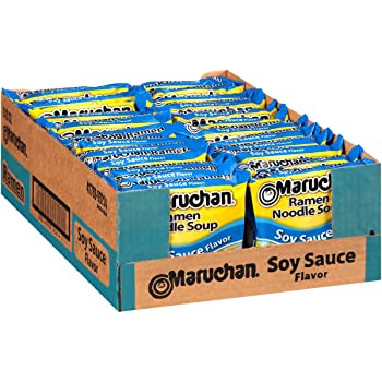 Maruchan Flavor Ramen Noodles