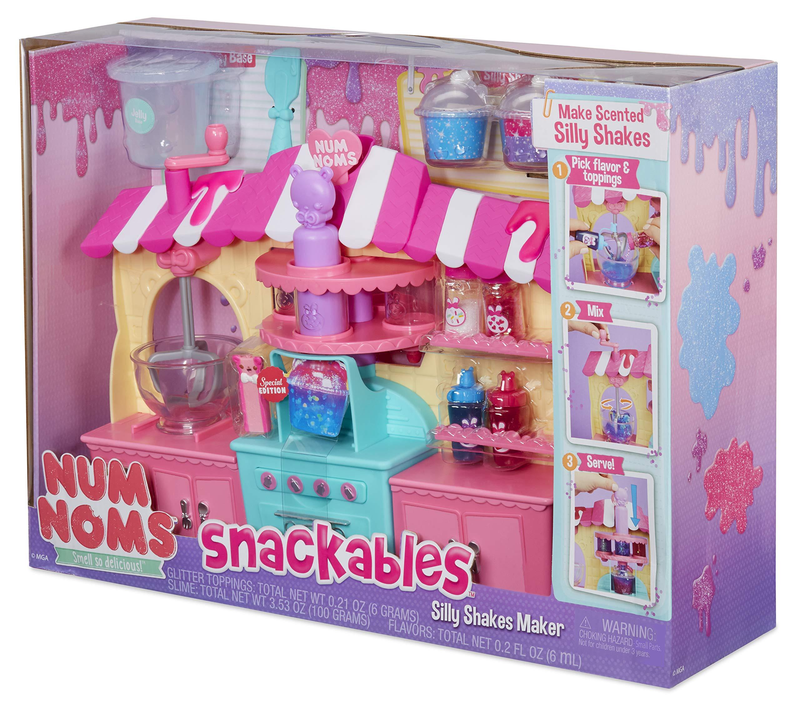 Num Noms Toys Slime