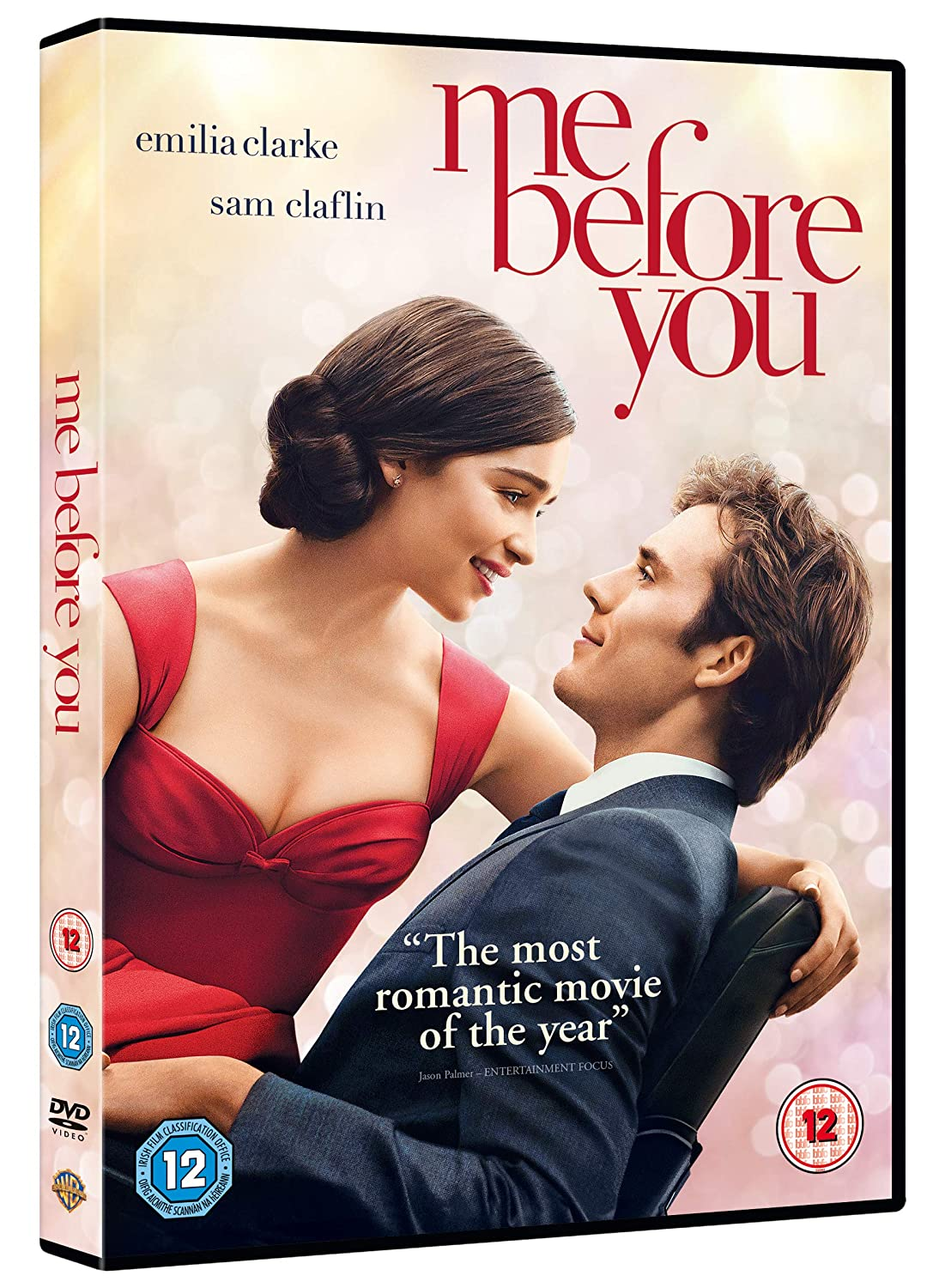 Amazon Com Me Before You Includes Digital Download Dvd 2016 Movies Tv