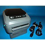 Zebra ZP 450 ctp Thermal Label Printer P/N ZP450-0102-0004 W/Power & USB Cables