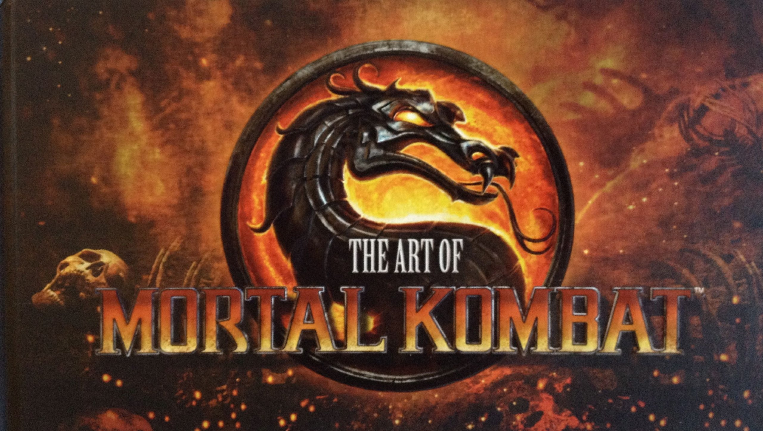 The Art Of Mortal Kombat Netherrealm Studios Ed Boon Steve