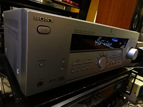 Sony Str-k502 Digital Audio Video Home Theater 5.1 Stereo Receiver