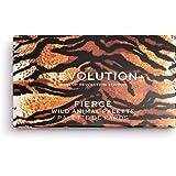 Makeup Revolution Revolution Wild Animal Fierce Palette, Multicolor, 18 g