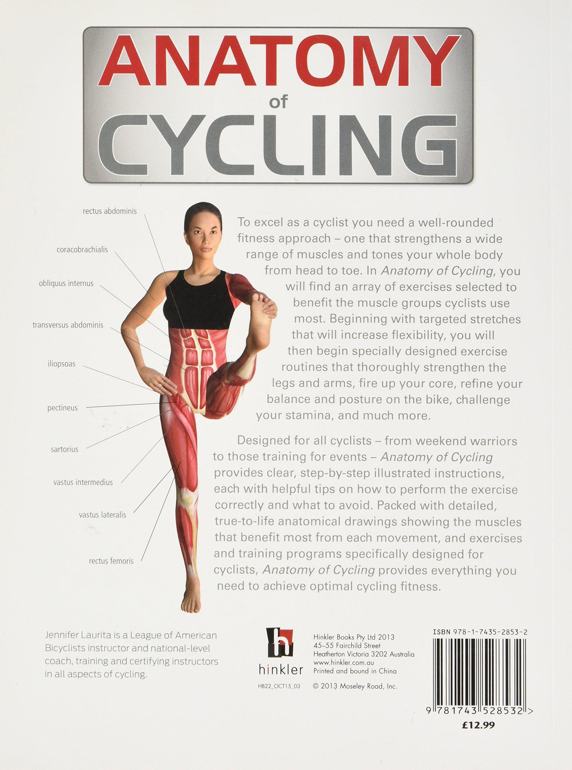 Anatomy of Cycling (The Anatomy Series): Amazon.co.uk: Jennifer ...