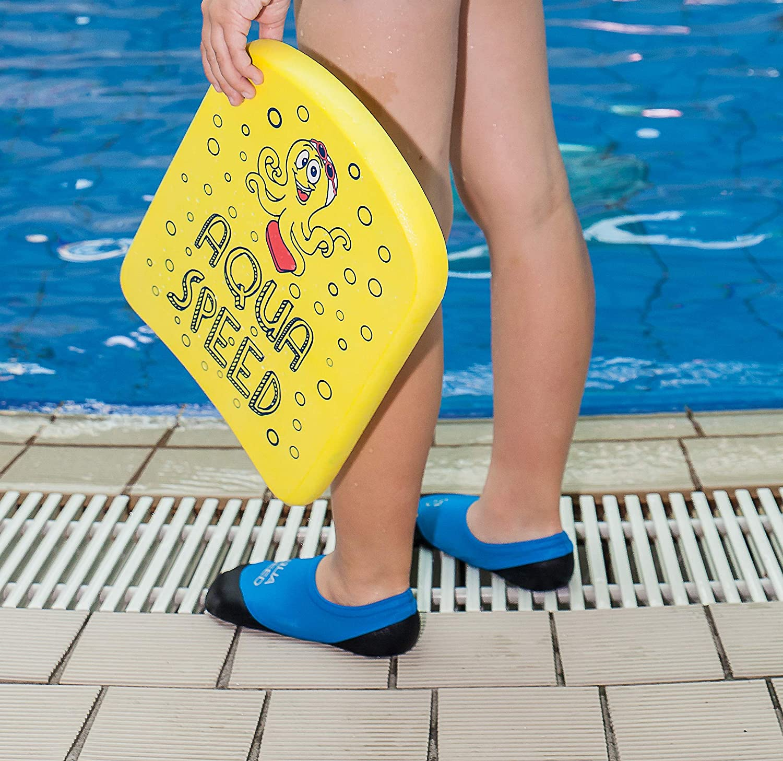 Suola antiscivolo Aqua Speed NEO SOCKS per i Bambini Facile Elastic 20-29 Calzini in neoprene