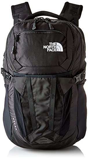 The North Face Recon - Mochila, Unisex Adultos, Negro (TNF Black), Talla Única: Amazon.es: Deportes y aire libre