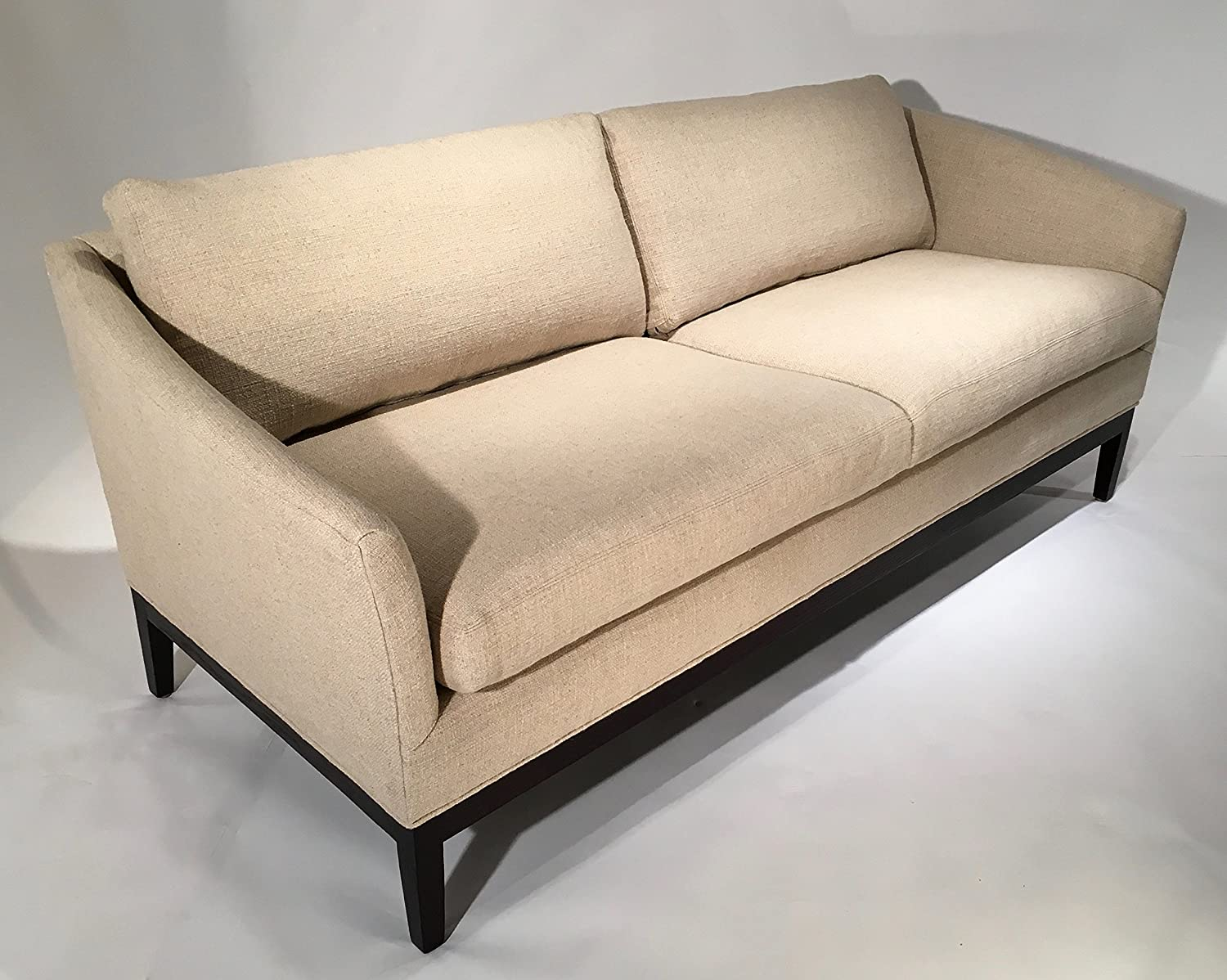 Amazon.com: Del-Teet/Right Size Flared Arm Sofa: Kitchen ...