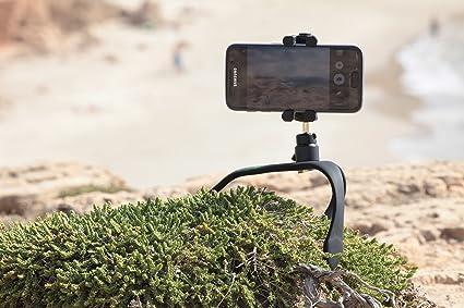 ZBAM 55961 - Trípode con Tres piernas para cámaras y teléfonos ...