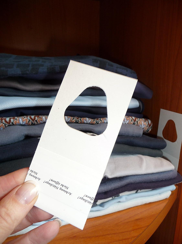 Schlupfwespen gegen Kleidermotten 8 Stück 1000-er Kärtchen x 5 Lieferungen