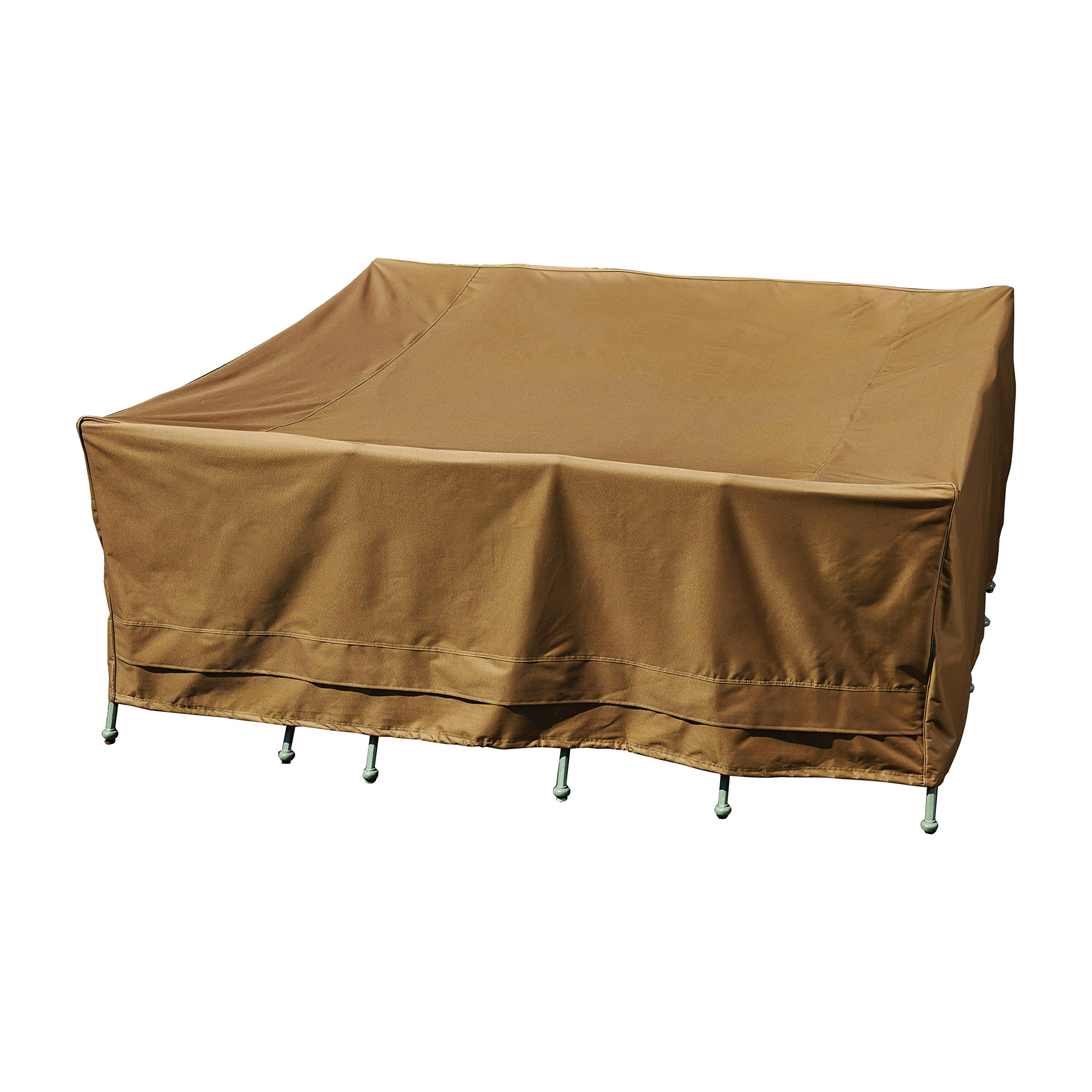 Patio Armor SF43351 Square Table Cover, 84''/84''/30'' by Patio Armor
