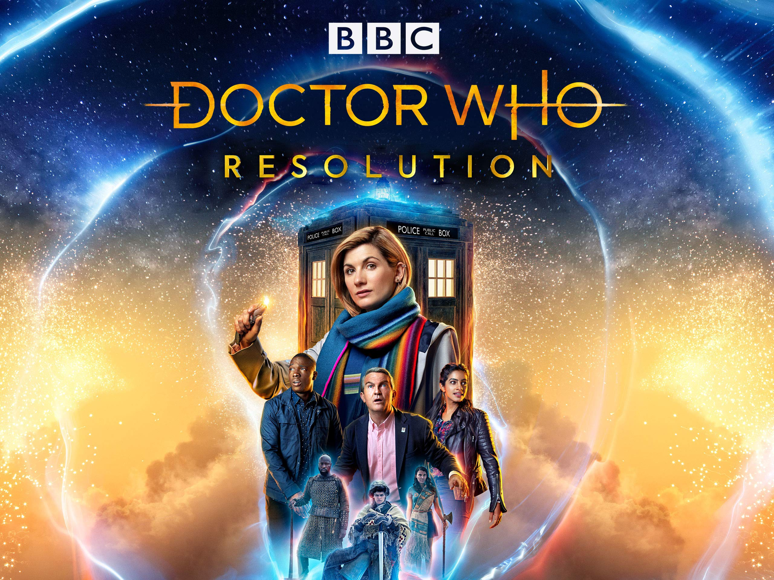 Watch Doctor Who: Resolution | Prime Video