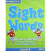 Sight Words: Level B, Grades K-1