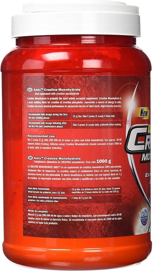 Amix Creatine Monohydrate 1 Kg 1000 g