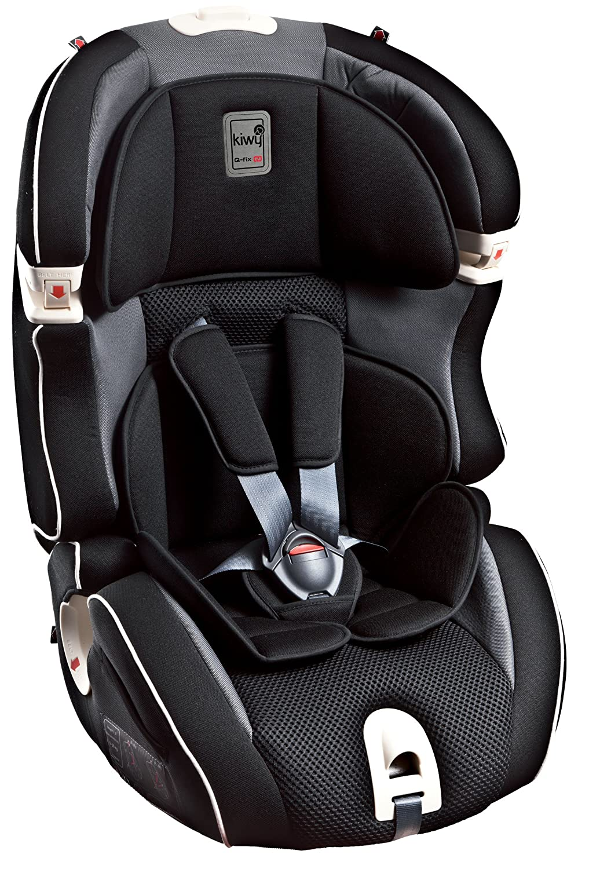 Carbon Kiwy 4CX41XL03KW Ersatzbezug f/ür Kinderautositz SLF123 mit Q-Fix