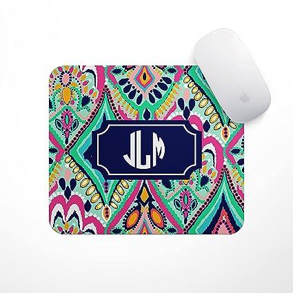 amazon com personalized mouse pad moroccan custom personalize