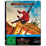 Spider-Man: Far From Home (Steelbook) [Blu-ray]