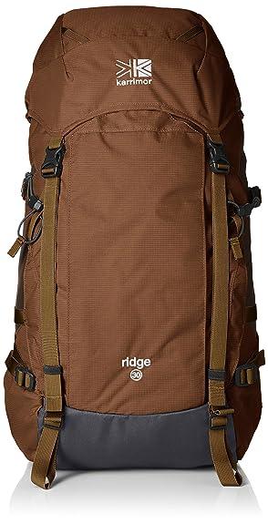 47145f6e9309 [カリマー] 中型トレッキングザック ridge30 Small 915 Espresso(エスプレッソ)