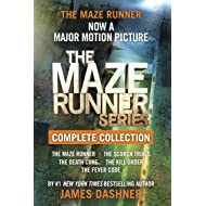 The Maze Runner Series Complete Collection (Maze Runner)
