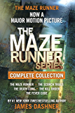 The Maze Runner Series Complete Collection (Maze Runner): The Maze Runner; The Scorch Trials; The Death Cure; The Kill Order; The Fever Code