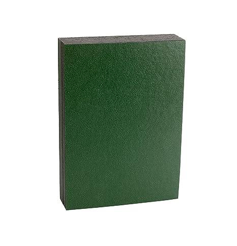 Pack 50 Tapas de Encuadernar A4 Carton 750g Color Rojo