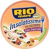 Rio Mare - Insalatissime, Piato Pronto di Riso, Vegetali e Tonno - 2 confezioni da 220 g [440 g]