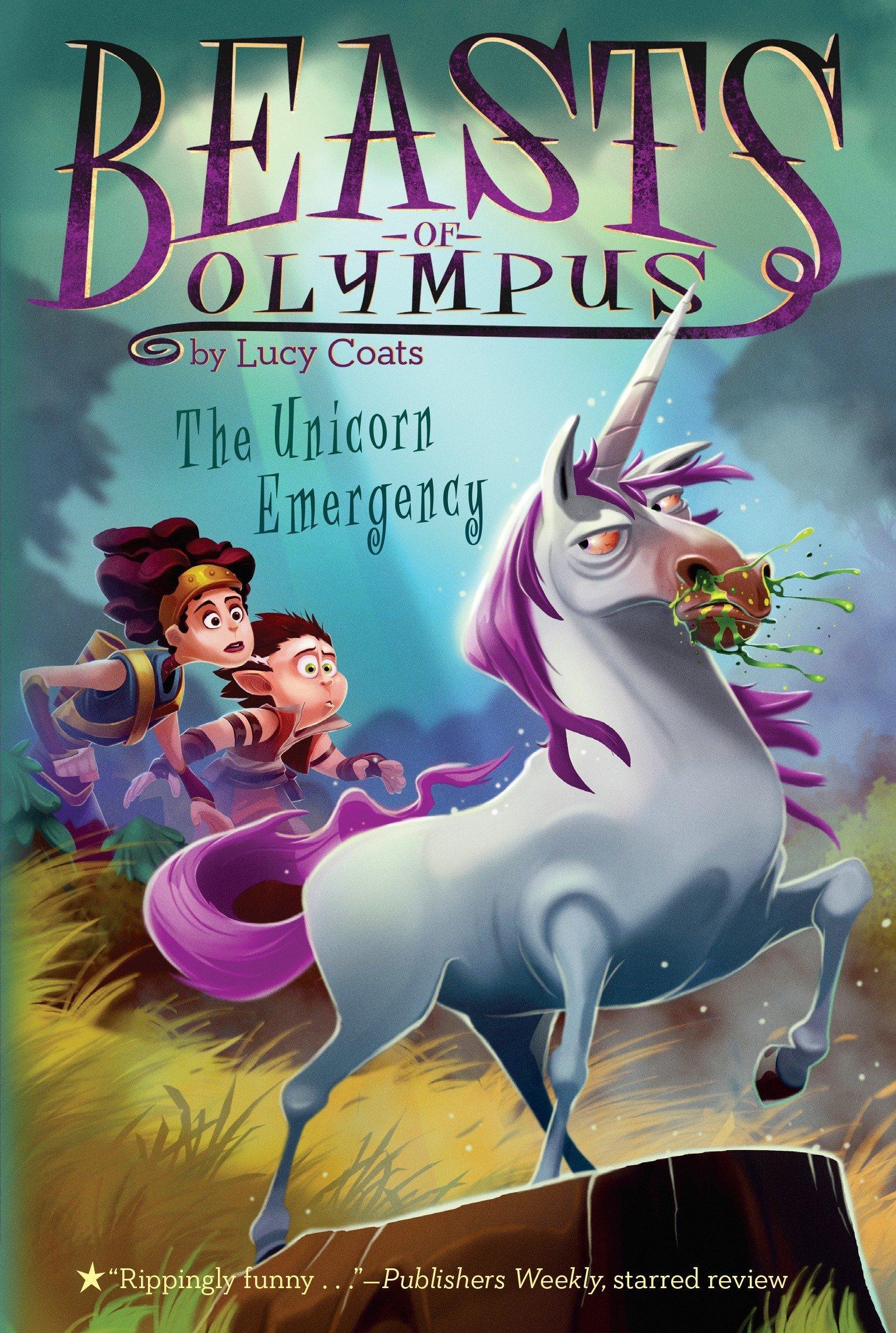 Download The Unicorn Emergency #8 (Beasts of Olympus) PDF
