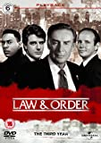 Law & Order - Season 3 - Complete [1992] [DVD]