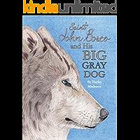 Saint John Bosco and His Big Gray Dog