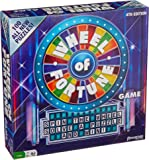 Wheel of Fortune Board Game 4th Edition