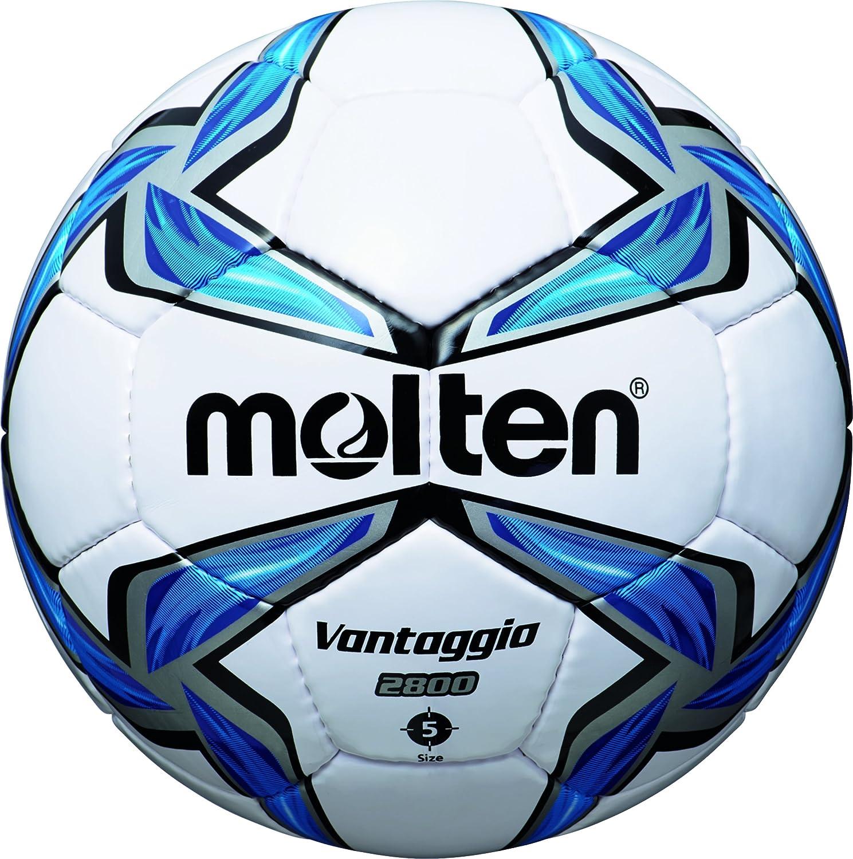 MOLTEN Fußball F5V2800 - Balón de fútbol, Color Multicolor (weiß ...