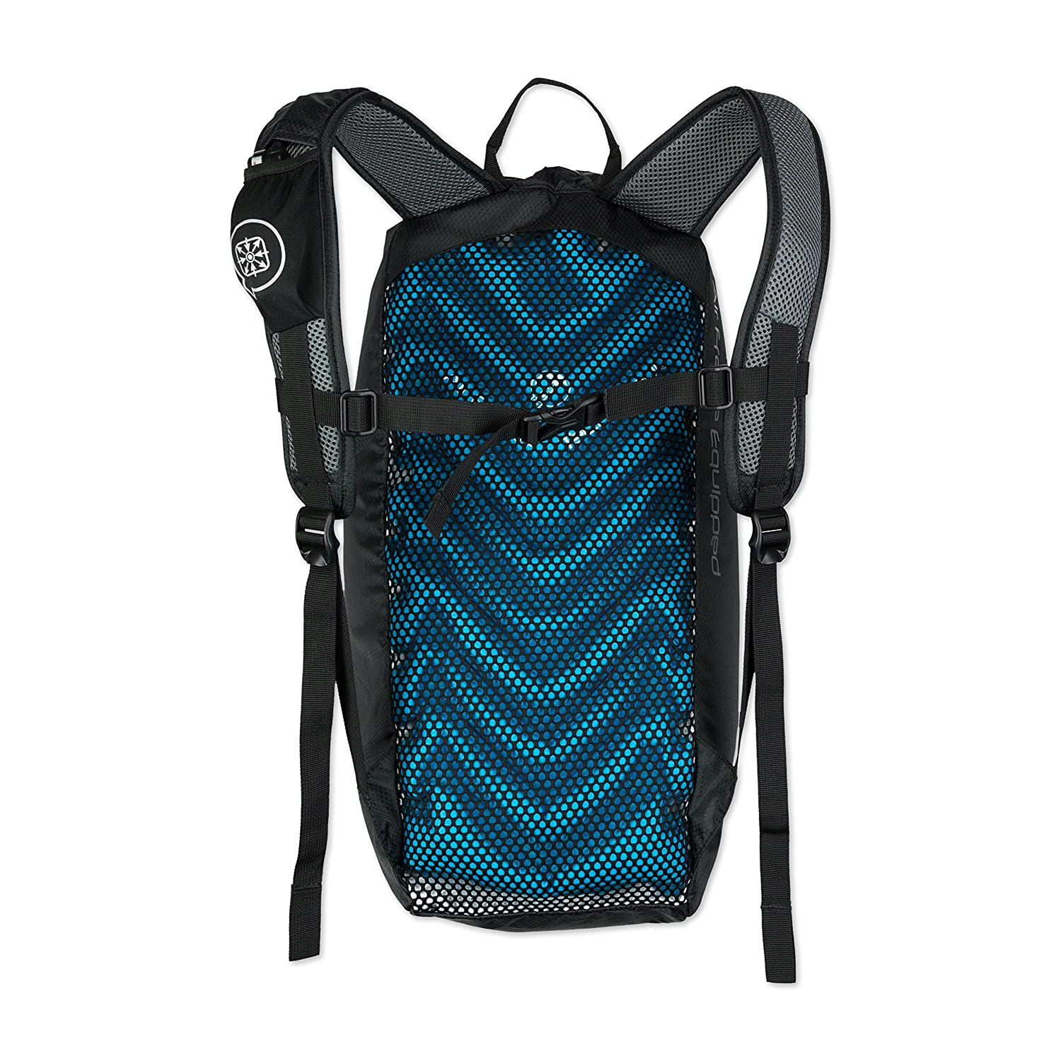Amazon.com : Klymit Stash 18 Air Frame Day Backpack, Black : Sports & Outdoors