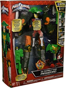 Power Rangers Ninja Steel DX Rumble Tusk Megazord Action Figure