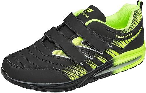 gibra® Herren Sneaker Sportschuhe Turnschuhe Übergröße, mit