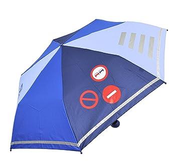 Scout Kinder Regenschirm Taschenschirm Schultaschenschirm Mit Reflektorstreifen Damen-accessoires Kleidung & Accessoires