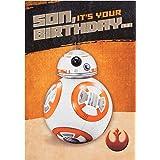 Hallmark Star Wars Son Card Have A Ball - Medium