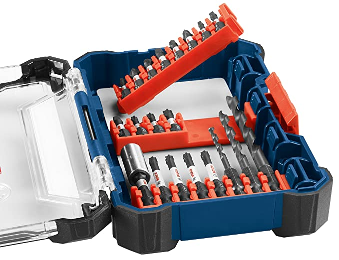 Amazon.com: Bosch SDMS24 set para desarmador de alto impacto ...
