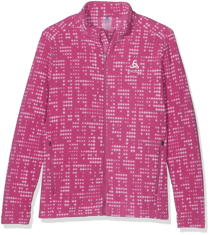 Odlo Kinder Midlayer Full Zip Schladming Kids Pullover /& Sweatshirts