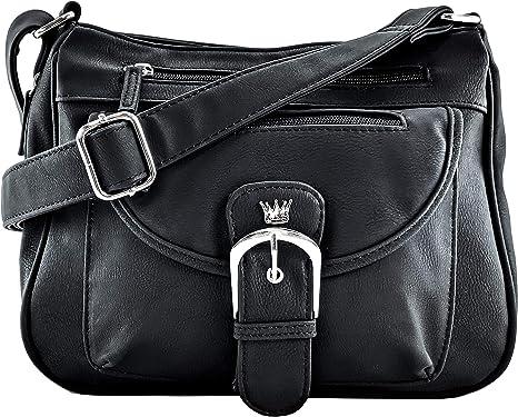 Black Buckle Shape Adjustable Nylon Strap for Replacement Women Purse Bags Shoulder Bags Handbags Messenger Bags Purse Bags Black Style C - Type